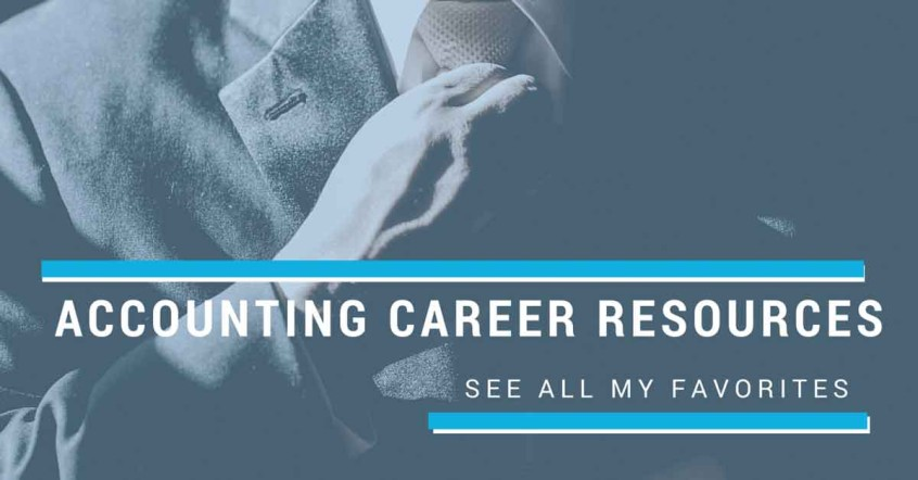 Accounting Career Helpful Links
