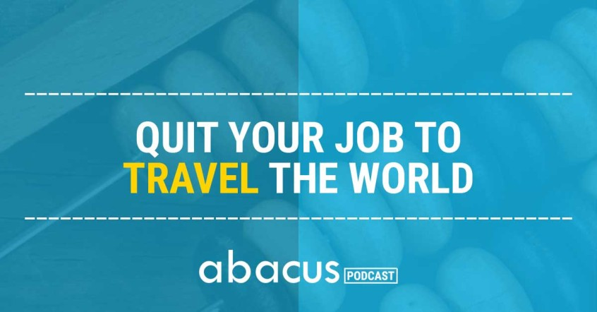 how accountants can quit big4 to travel