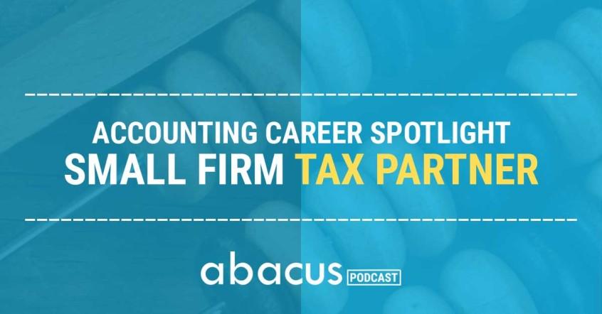Accounting partner job description