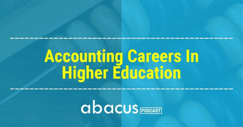 college and university accounting jobs