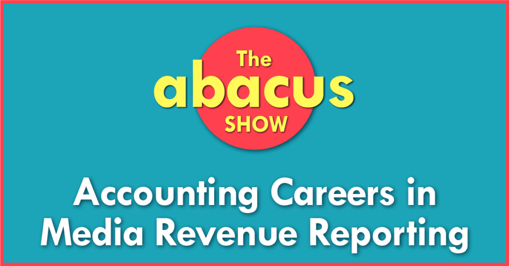 Accounting careers in revenue reporting