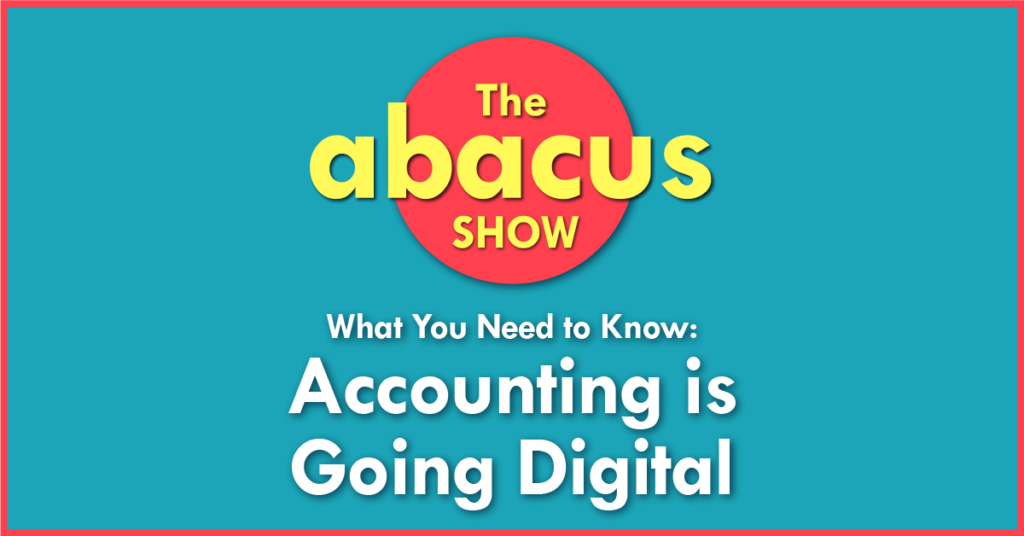 Accounting going digital