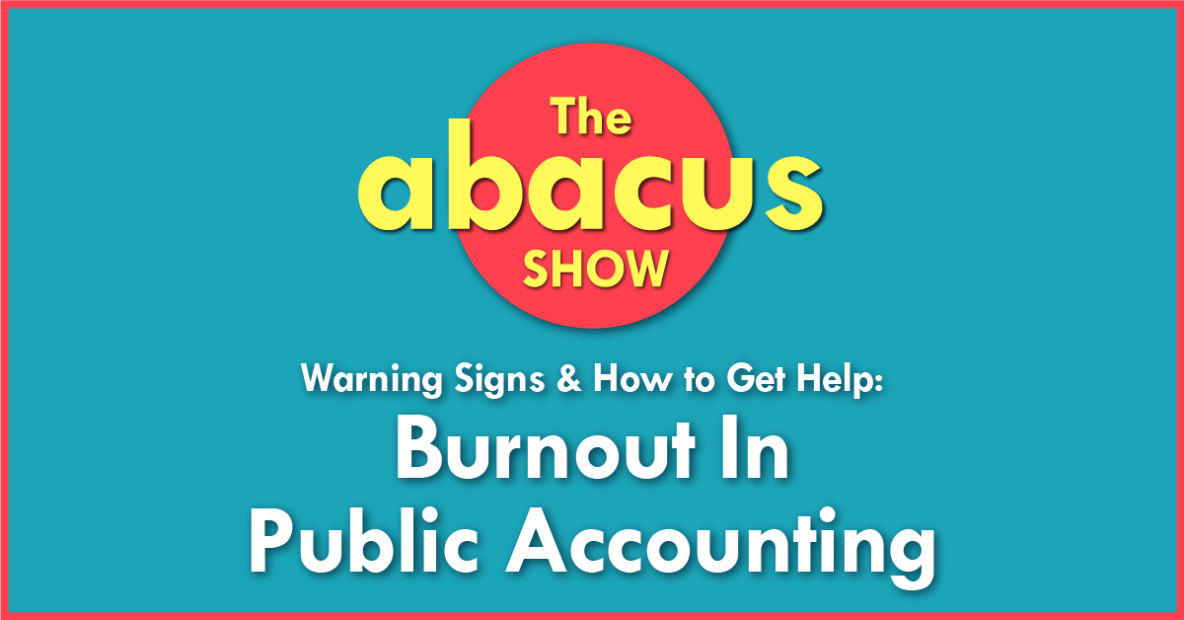 Burnout in public accounting