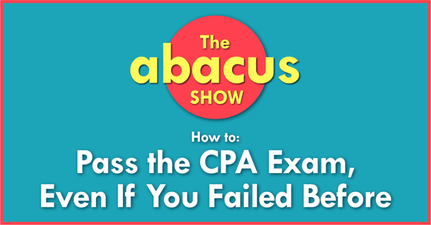 Pass the CPA exam tips