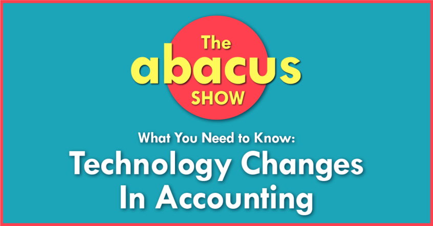 Technology changes in accounting industry