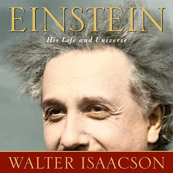 Einstein: His Life and Universe Book