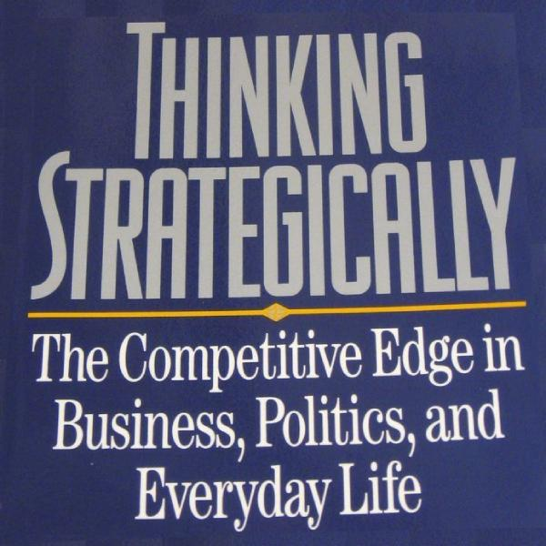 Thinking Strategically Book